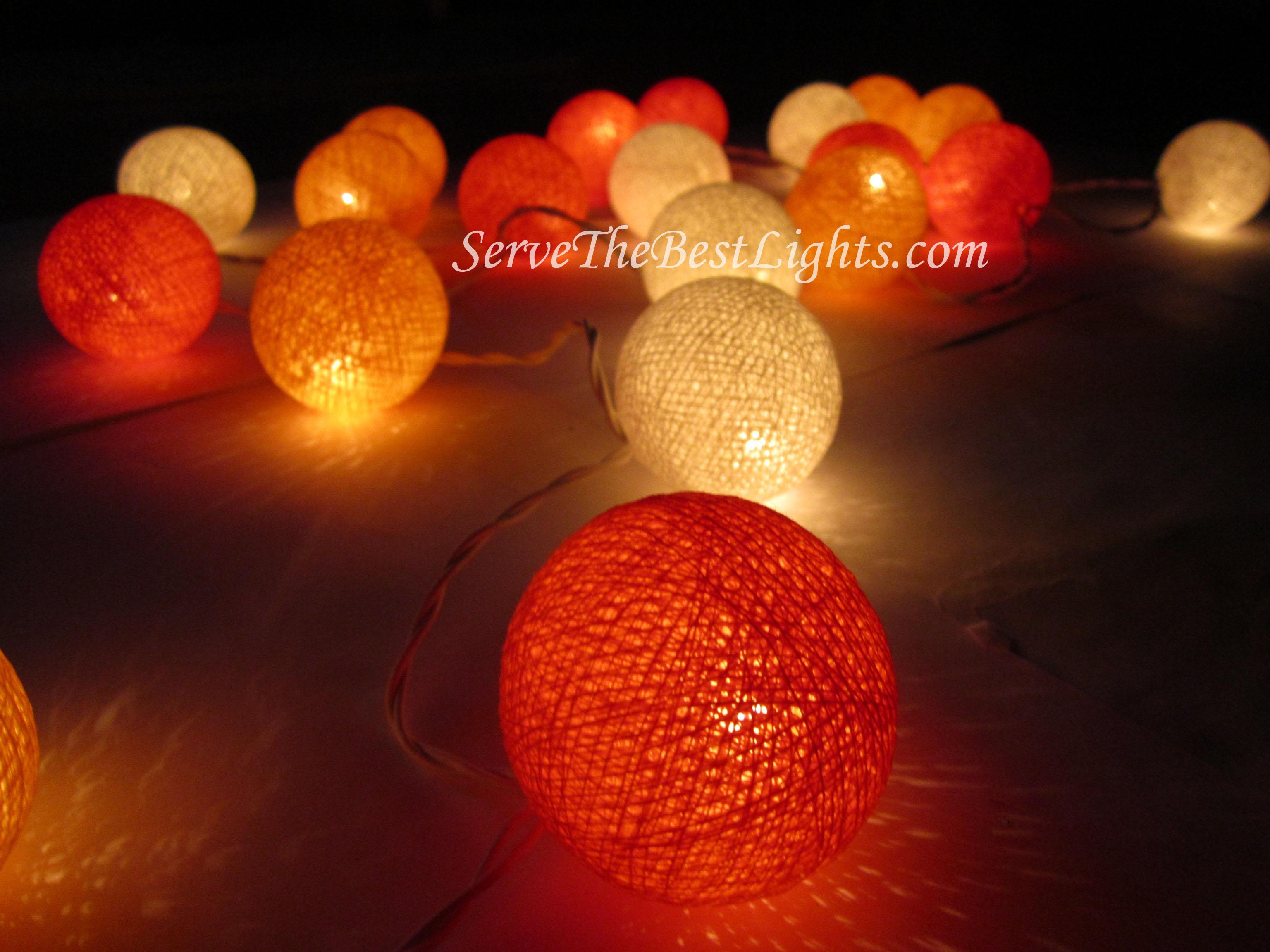 Orange Amp White Servethebestlights